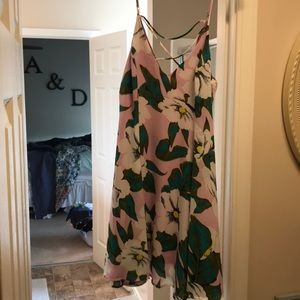 Lucca Couture tropical dress